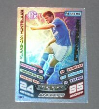 HUNTELAAR SCHALKE 04 TOPPS MATCH ATTAX PANINI FOOTBALL BUNDESLIGA 2013-2014
