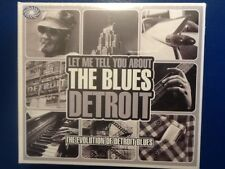 LET. ME. TELL. YOU  ABOUT.  THE. BLUES.  DETROIT.          THREE. DISC. BOXSET.