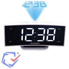 Blaupunkt FM CRP7WH Radiosveglia con Proiettore