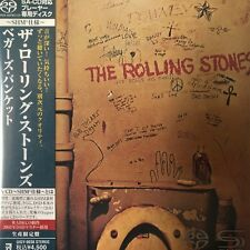 Beggars Banquet by The Rolling Stones (SACD-SHM. jp mini LP) 2010,UIGY-9038