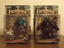 EVERQUEST SERIES 1 TOY VAULT 7 INCH FIGURES