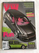Performance VW Magazine  November 2010 PVW VW GTI VR6 1.8T Mk4 Mk1