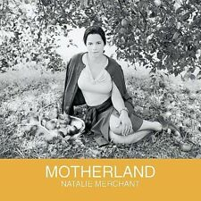Motherland by Natalie Merchant (CD, Nov-2001, Elektra (Label))