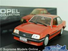 CHEVROLET MONZA MODEL CAR 1:43 RED IXO COLLECTION VAUXHALL CAVALIER MK2 MONZA K8
