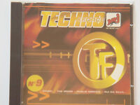 CD compilation NRJ TECHNO FORCE volume 9