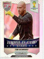 2014 World Cup Prizm Refractors World Cup Stars No.42 T.Howard (UNITED STATES)