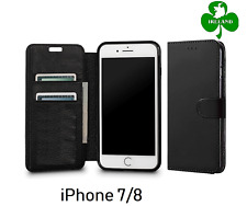For iPhone 7 iPhone 8 Wallet Leather Case Flip Book Cover Pouch Card Pocket