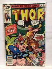 Thor (Vol 1) #276 Pence Copy VF+ 1st Print Marvel Comics