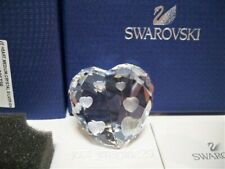 Swarovski Love Heart Medium Silver Shade 1096729 / 5069538 Bnib