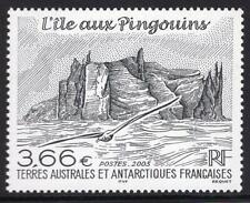 Französische Gebiete Antarktis TAAF postfrisch 2003 Ile aux Pingouins
