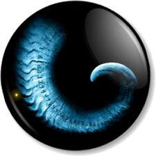 "Fringe Tail / Horn 25mm 1"" Pin Button Badge TV Series Sci-Fi FBI Symbol Image"