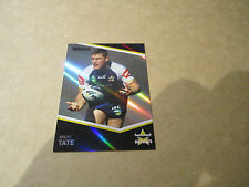 2014 NRL TRADERS NORTH QLD COWBOYS PARALLEL CARD BRENT TATE P44