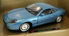 Guiloy 1/18 scale Diecast  - 67550 Aston Martin DB7 Light blue