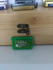 Pokemon Leaf Green Version (Game Boy Advance) GBA Cartridge Only - EUR