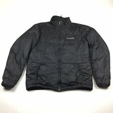 Columbia Titanium Light Down Jacket with Omni-Shield Black Size L