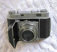 Kodak Retina II Rangefinder Camera, Working