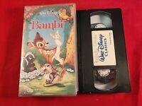 VHS Tape Disney Bambi