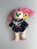 Holly the Little Sister Bear Beanie Kids Skansen with Tag Gift Collector Teddy