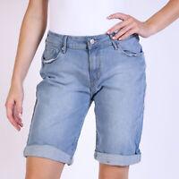 Levi's Bermuda hellblau Damen Shorts DE 38 / US W30
