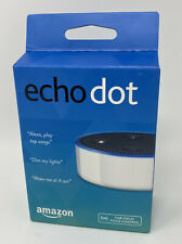 Amazon Echo Dot (2nd Generation) - White Brand New Sealed