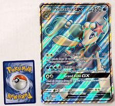Pokemon Primarina GX SM39 Black Star Promo Card (Jumbo/Oversized Size) NM