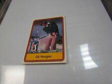 1981 DONRUSS GOLF PGA TOUR Gil Morgan Rookie Card