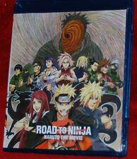 Naruto Shippuden Road to Ninja: The Movie 6 [Blu-ray]  1 DISC BLURAY VIZ ANIME
