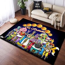 Dragon Ball Super Area Rug Carpet Anti-Skid Rugs Home Living Room Floor Door Mat