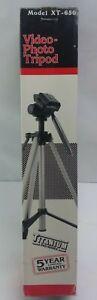Vidpro Titanium Pro Series Video-Photo Lightweight Compact Tripod Model XT-650