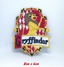 Harry Potter Gryffindor-B Iron Sew on Embroidered Patch applique #151-B