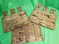New US Issue Triple Mag Pouch in Multicam