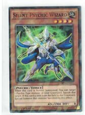 SILENT PSYCHIC WIZARD BP03-EN084, Shatter Foil, Mint, English, 1st