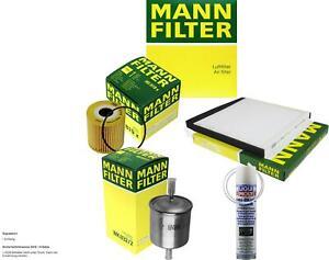 Mann-Filter + Liqui Moly Air Für Volvo V70 II