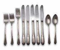 Lot Rogers & Bros Inspiration Silverplate Flatware Fork Knife Spoon