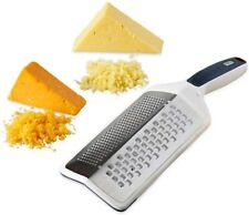 Zyliss Smooth Glide Dual Grater Hand Held Fine & Coarse Cheese Chocolate Grating