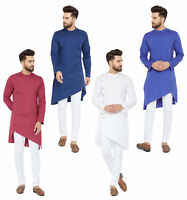 Men'S Ethnic Kurta And Pajama Traditional Wear Set For Any Occasoin