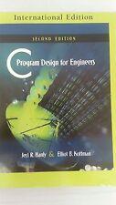 C Program Design for Engineers by Elliot B. Koffman 2nd ed / international ED