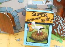 40248 Schtroumpf cigogne  bébé smurf smurfy pitufo puffo puffi  schtroumpfette
