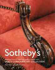 SOTHEBY'S IMPORTANT ENGLISH FURNITURE COLLECTION