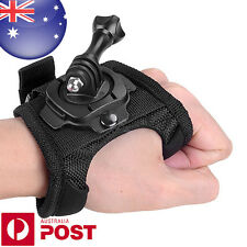 360° Rotation Glove Style Wrist Mount For GoPro HD Hero 1 2 3 3+ 4 Camera C251
