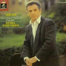 Mozart(CD Album)Piano Sonatas No's 13 & 14-EMI-Japan-New