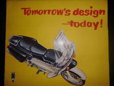 Prospekt Sales Brochure Ariel Leader Ariel Arrow Technische Daten Motorrad