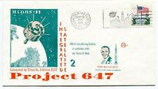 1971 Midas 11 Titan 3C PROJECT 647 Russia & China Man in Space Kennedy USA NASA