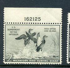 Scott #RW18 Duck Stamp Mint NH (Stock#RW18-1)
