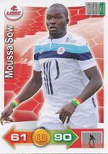 MOUSSA SOW # SENEGAL LILLE.OSC LOSC CARD PANINI ADRENALYN 2012
