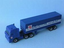 Matchbox Convoy CY-25 Daf Box Truck Comma Motor Oils