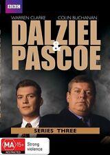 Dalziel & Pascoe : Series 3 (DVD 2011 2-Disc Set) New ExRetail Stock Genuine D73