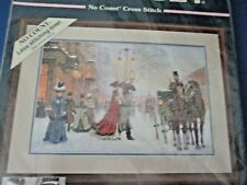 A GRACIOUS ERA~  Dimensions No Cross Stitch Kit ~ Made in USA