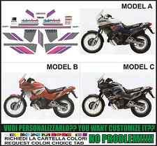 kit adesivi stickers compatibili  XT 750 Z SUPER TENERE 1992