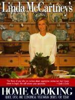 Linda Mccartney's Home Cooking by McCartney, Linda